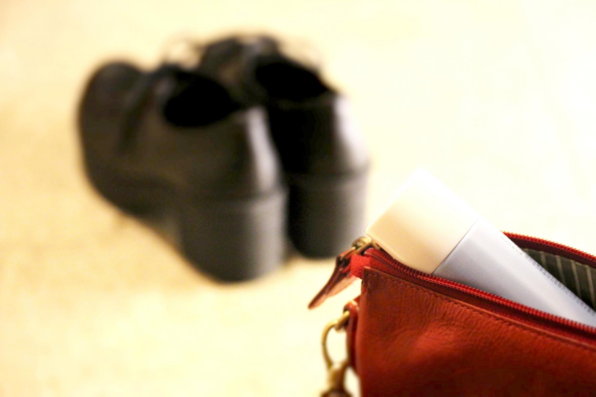 靴スプレー